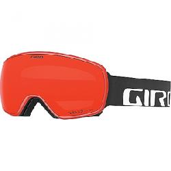 Giro Men's Agent Goggle Black Wordmark / Vivid Ember / Vivid Infrared