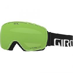 Giro Men's Agent Goggle Black Wordmark/Vivid Emerald/Vivid Infrared