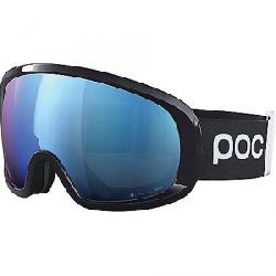 POC Sports Fovea Mid Clarity Comp + Uranium Black/Spektris Blue