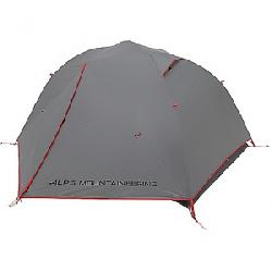 ALPS Mountaineering Helix 2 Tent Charcoal / Red