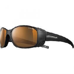 Julbo Monterosa Sunglasses Matte Black/Black/Cameleon