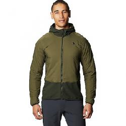 Mountain Hardwear Men's Kor Strata Climb Jacket Dark Army