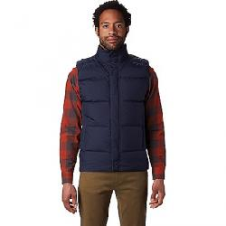 Mountain Hardwear Men's Glacial Storm Vest Dark Zinc