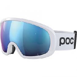POC Sports Fovea Mid Clarity Comp Goggle Hydrogen White/Spektris Blue