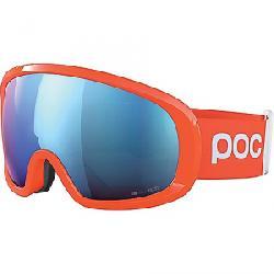 POC Sports Fovea Mid Clarity Comp Goggle Fluorescent Orange/Spektris Blue