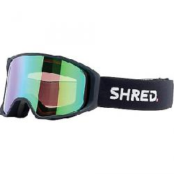 Shred Simplify Snow Goggle Black CBL/Plasma Mirror