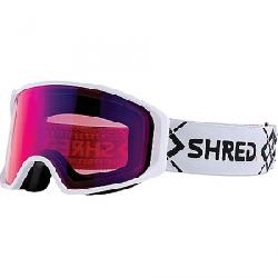 Shred Simplify Snow Goggle Bigshow White CBL/Cbl Blast Mirror