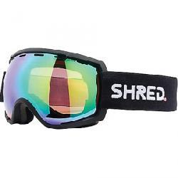 Shred Rarify+ Snow Goggles Black CBL/Plasma Mirror