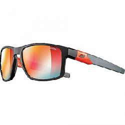 Julbo Stream Sunglasses Black/Neon Orange/Zebra Light Fire