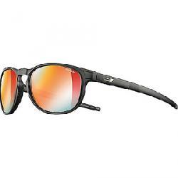 Julbo Elevate Sunglasses Translucent Black/Black/Zebra Light Fire
