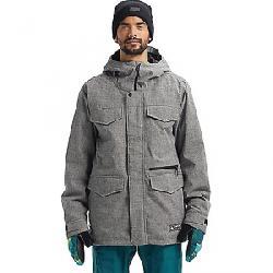 Burton Men's Covert Jacket Bog Heather