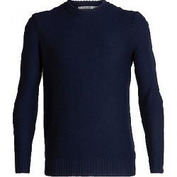 Icebreaker Men's Waypoint Crewe Sweater Midnight Navy