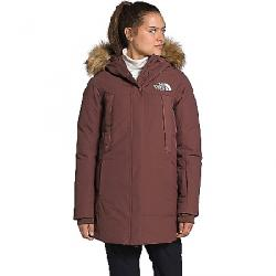 The North Face Women's New Outer Boroughs Parka Marron Purple