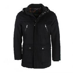 Pendleton Men's Bainbridge Commuter Coat Black