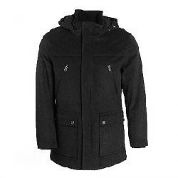 Pendleton Men's Bainbridge Commuter Coat Charcoal