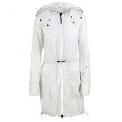 Bogner Fire+Ice Women's Haley Jacket Soft Grey / White