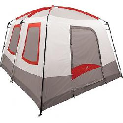 ALPS Mountaineering Camp Creek Two Room Tent Gray / Red