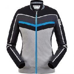 Spyder Women's Era GTX Infinium Full Zip Sweater Alloy