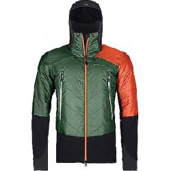 Ortovox Men's Swisswool Piz Palu Jacket Green Forest S20