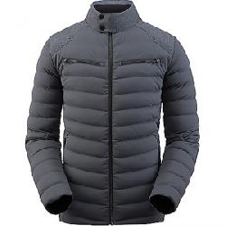Spyder Men's Alpine Stretch Down Jacket Ebony
