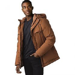 Prana Men's Novad Path Jacket Walnut
