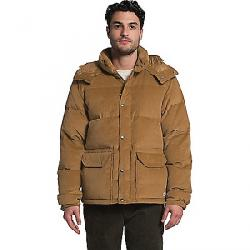 The North Face Men's Sierra Down Corduroy Parka Utility Brown