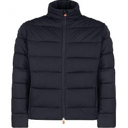 Save The Duck Men's Seal Non-Hooded Jacket Blue Black