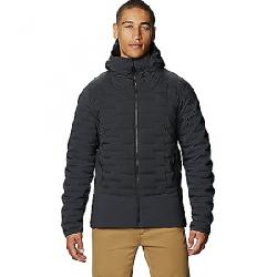 Mountain Hardwear Men's Stretchdown Hybrid Hoody Dark Storm
