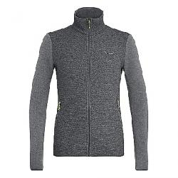 Salewa Men's Fanes Sarner Light WO Jacket Dark Grey Melange
