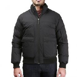 Prana Men's Baadwin Bomber Jacket Black