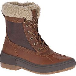 Merrell Women's Haven Mid Lace Polar Waterproof Boot Oak