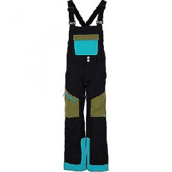 Obermeyer Teen Boys' Connor Bib Pant Off Tropic
