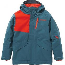 Marmot Kids' Howson Jacket Stargazer / Victory Red