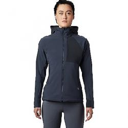Mountain Hardwear Women's Keele Hoody Dark Storm