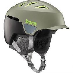 Bern Heist Brim MIPS Helmet Matte Desert Lime