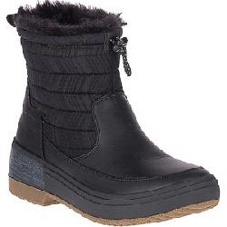 Merrell Women's Haven Bluff Polar Waterproof Boot Black