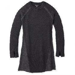 Smartwool Women's Spruce Creek Sweater Dress Charcoal Heather