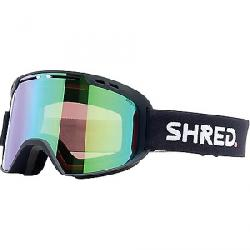 Shred Amazify Snow Goggles Black/CBL Plasma Mirror