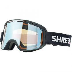 Shred Amazify Snow Goggles Bigshow White/CBL Blast Mirror