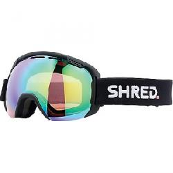 Shred Smartefy Snow Goggles Black CBL/Plasma Mirror