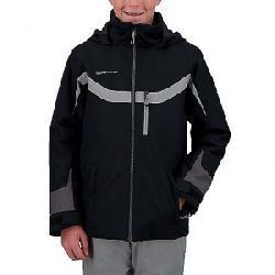 Obermeyer Boys' Fleet Jacket Black