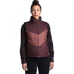 The North Face Women's Sylvester Vest Root Brown / Marron Purple