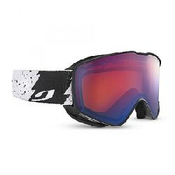 Julbo Alpha Goggle White / Black with Red Glare Control