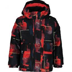 Obermeyer Boys' M-Way Jacket Painted Plaid