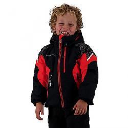 Obermeyer Boys' Bolide Jacket Red