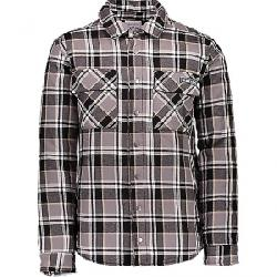 Obermeyer Men's Avery Flannel Jacket Berm Plaid