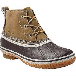 Eddie Bauer Women's Hunt Pac Leather Mid Boot Wheat