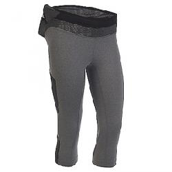 Ultimate Direction Women's Hydro 3/4 Tight Heather Gray