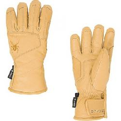 Spyder Men's Turret GTX Ski Glove Natural Leather