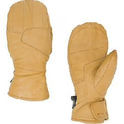 Spyder Women's Turret GTX Ski Mitten Natural Leather